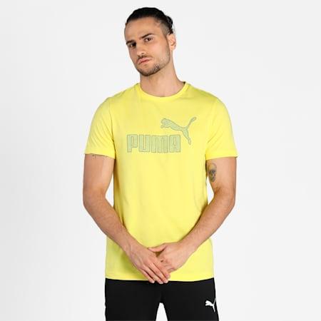 PUMA Graphic Men's T-Shirt, Celandine, small-IND