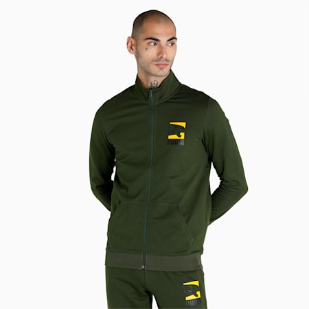 PUMA x 1DER Roar Men's Jacket, Forest Night, small-IND