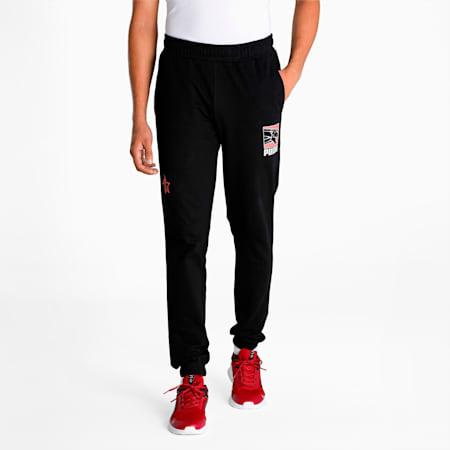 PUMA x 1DER Roar Men's Pants, Puma Black, small-IND