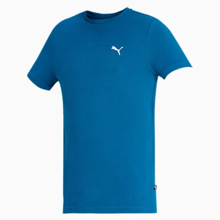 PUMA Ottoman Men's T-Shirt, Digi-blue, small-IND