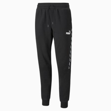 PUMA POWER Men's Sweat Pants, Puma Black, small-IND