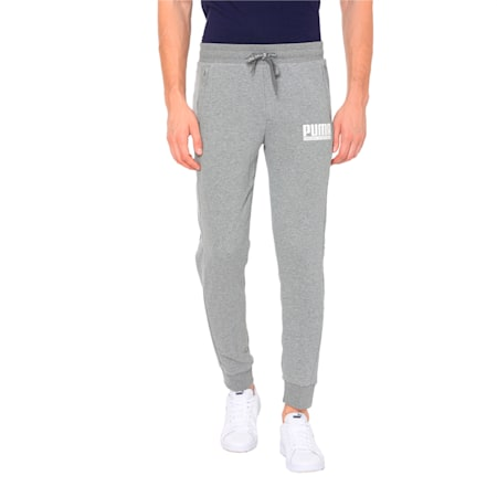 Training Style Athletics Men's Pants, Medium Gray Heather, small-IND