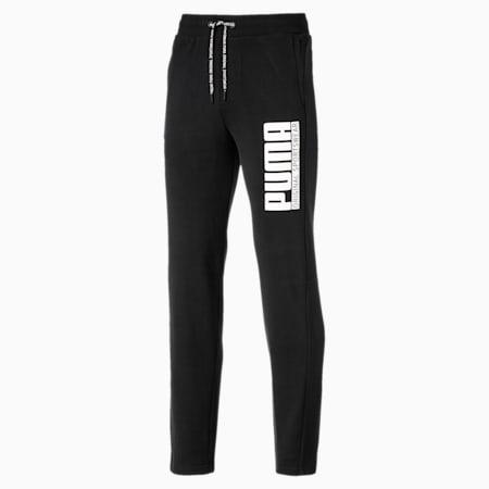 STYLE Athletics Pants TR op Cotton Black, Cotton Black, small-IND