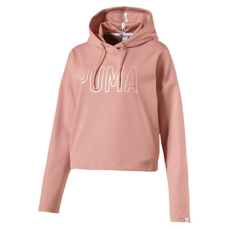 FUSION Hoody, Peach Beige, small-IND