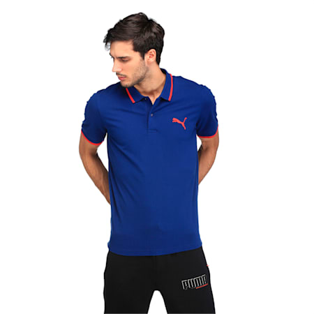 Active Hero Polo, Blue Depths, small-IND