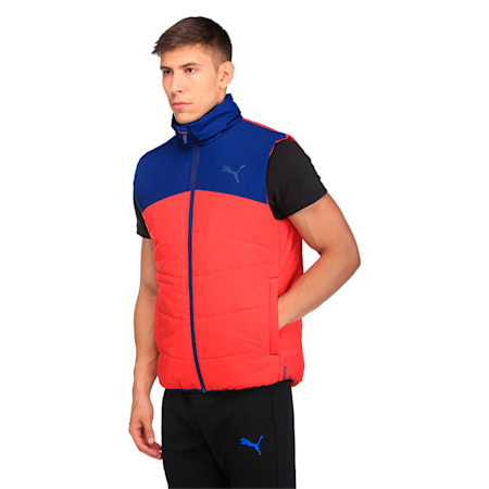 ESS PADDED VEST, Toreador, small-IND