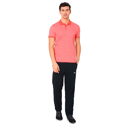GRINDLE POLO M, Spiced Coral, small-IND