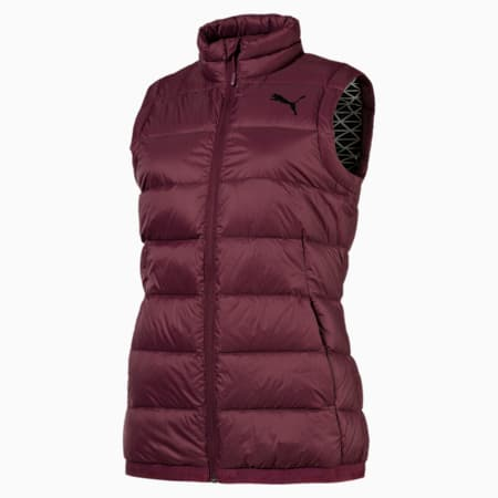 Women's PWRWARM X packLITE 600 Down Gilet, Fig, small