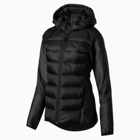 Hybrid 600 Down Women's Jacket, Puma Black, small
