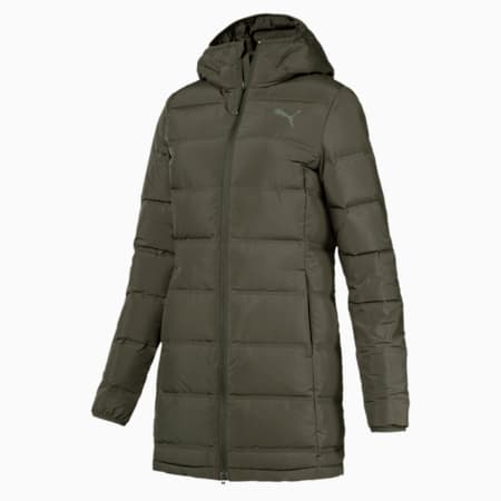 Downguard 600 Jacket, Forest Night, small-IND