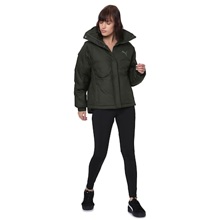 480 Down Women's Jacket, Forest Night, small-IND