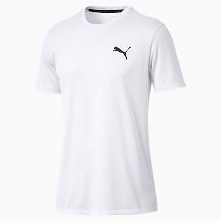 T-shirt da uomo Active, Puma White, small