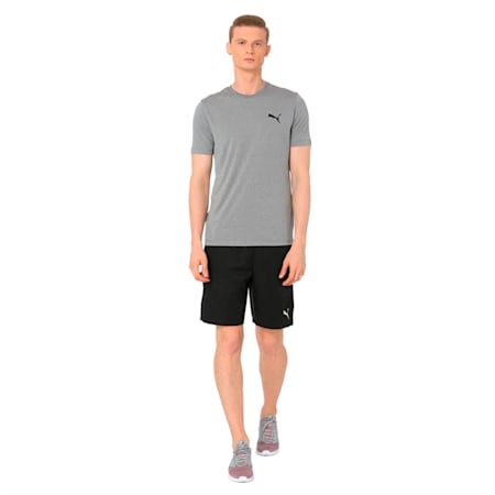 Active dryCELL Men's T-Shirt, Medium Gray Heather, small-IND