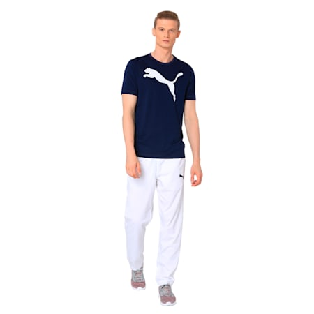 Active dryCELL Men's T-Shirt, Peacoat, small-IND
