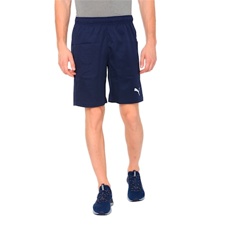 """Active 9"""" dryCELL Men's Woven Shorts, Peacoat, small-IND"""