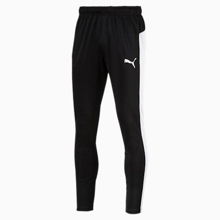Active Tricot Men's Sweatpants, Puma Black-Puma White, small