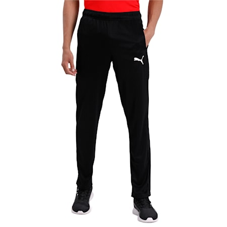 Active Trico dryCELL Men's Sweatpants, Puma Black, small-IND