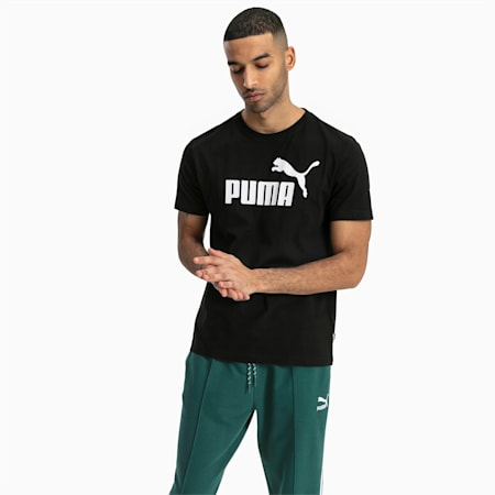 T-Shirt Essential pour homme, Cotton Black, small