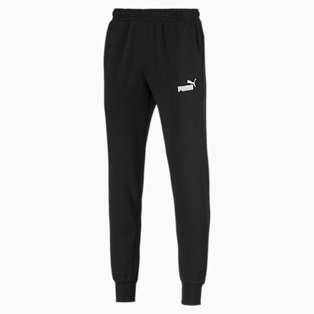 Essentials Men's Sweatpants, Puma Black, small-SEA