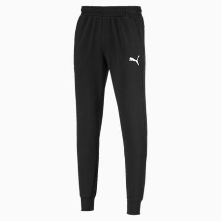 Essentials Men's Sweatpants, Puma Black-Cat, small-SEA
