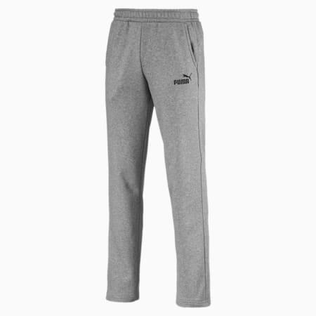 Essentials Fleece Men's Pants, Medium Gray Heather, small-IND