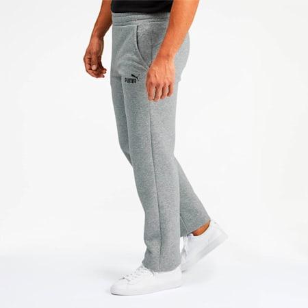 Essentials Men's Fleece Pants, Medium Gray Heather, small