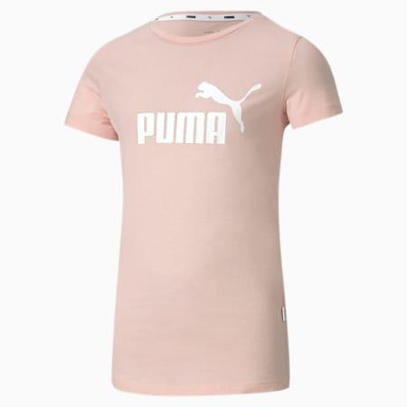 Essentials Mädchen T-Shirt, Peachskin, small