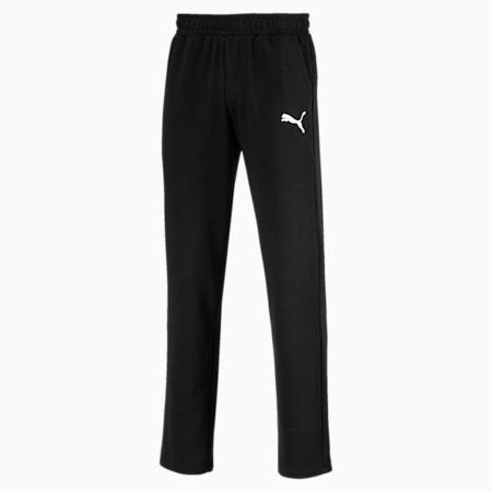 에센셜 스웨트 팬츠/Essentials Sweat Pants, Puma Black-Cat, small-KOR