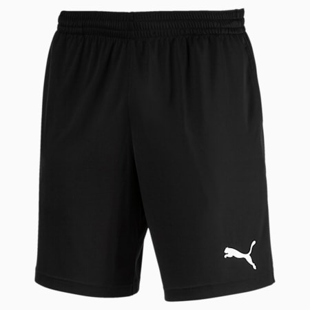 "Active Interlock 8"" Men's Shorts, Puma Black, small"