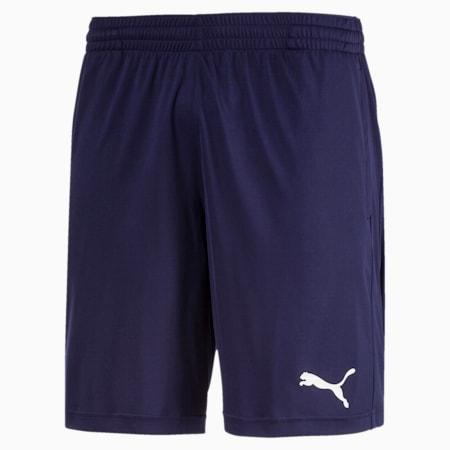 """Active Interlock 8"""" shorts voor heren, Peacoat, small"""