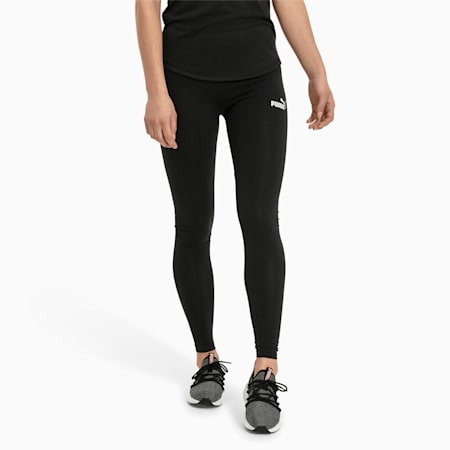 Essentials Damen Leggings, Cotton Black, small