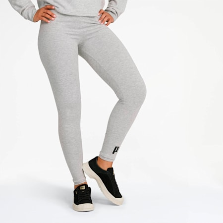 Essentials Women's Leggings, Light Gray Heather, small