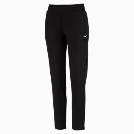 에센셜 스웨트 테리 팬츠 OP/Essentials Sweat Pants, Cotton Black-Cat, small-KOR