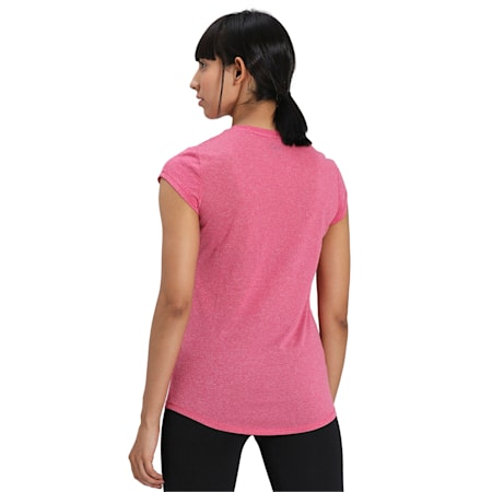 Active Heather dryCELL T-Shirt, BRIGHT ROSE Heather, small-IND
