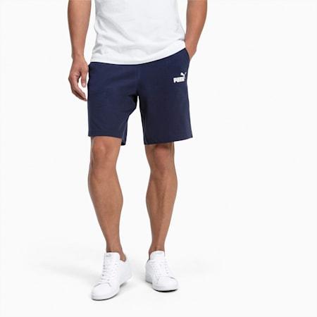 Essentials Jersey Men's Shorts, Peacoat, small