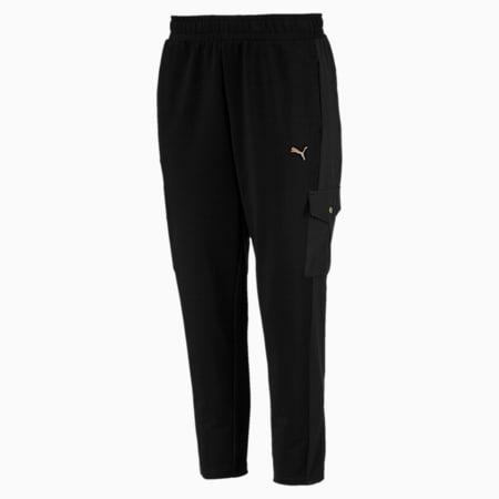 FUSION Pants, Cotton Black, small