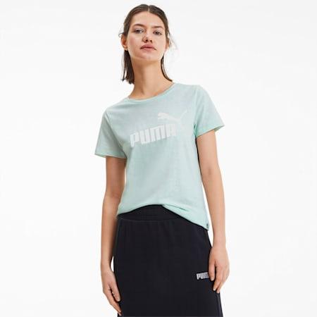 Essentials + Women's Heather Tee, Mist Green, small
