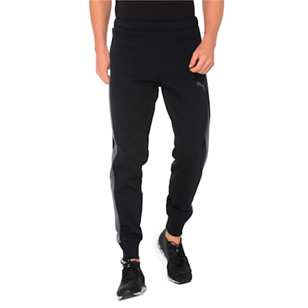 Modern Sports warm pants cl, Cotton Black, small-IND