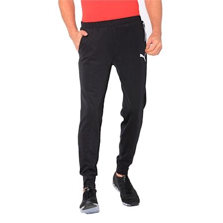 Tec Sports Pants Puma Black, Puma Black, small-IND