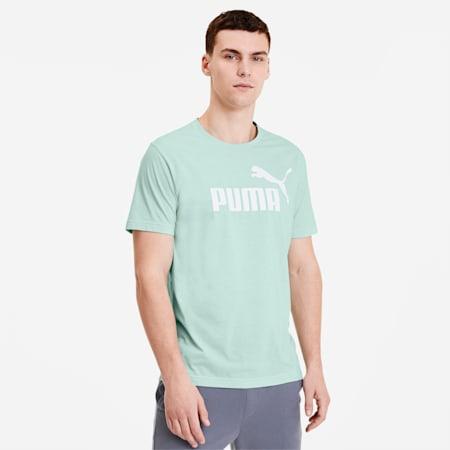 Men's Heather T-Shirt, Mist Green Heather, small