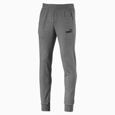Essentials Men's Slim Fit Sweatpants, Medium Gray Heather, small-IND