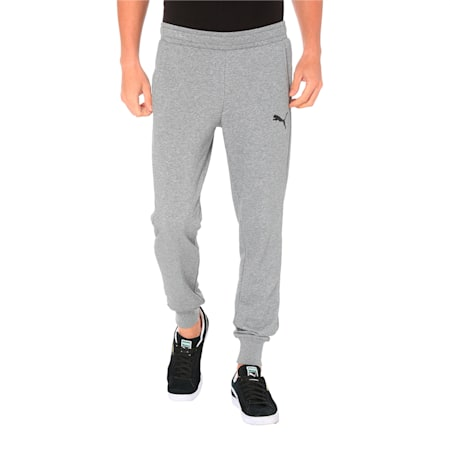 Essentials Men's Sweatpants, Medium Gray Heather, small-IND