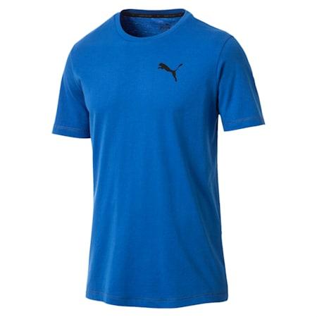 Active Soft Men's Crew Neck T-Shirt, Puma Royal, small-IND