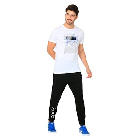 PUMA x Virat Kohli Men's T-Shirt, Puma White, small-IND