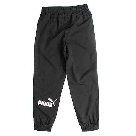 ESS No.1 Woven Pants, cl, Puma Black, small-IND