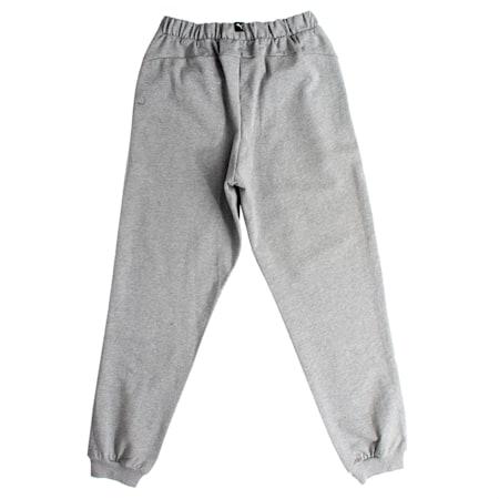 ESS No.1 Sweat Pants, TR, cl, medium gray heather, small-IND
