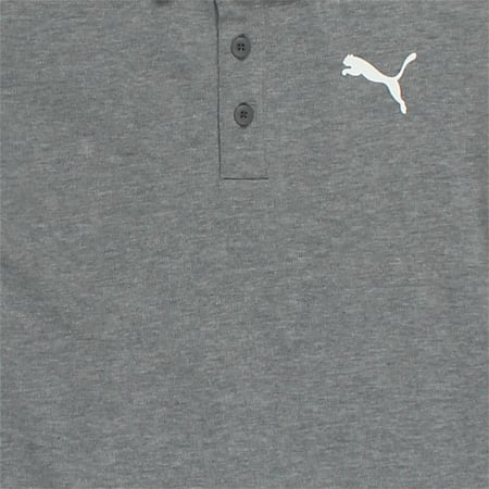 Style Polo, Medium Gray Heather, small-IND