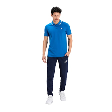 ESS Pique Sports Polo, Turkish Sea, small-IND