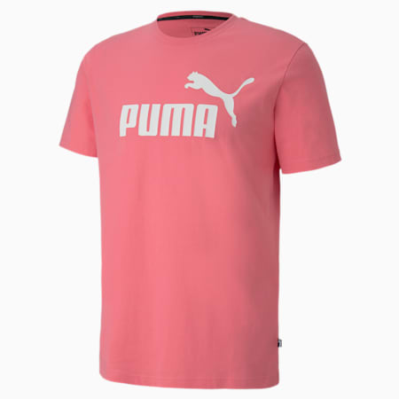 T-shirt Essentials uomo, Bubblegum, small