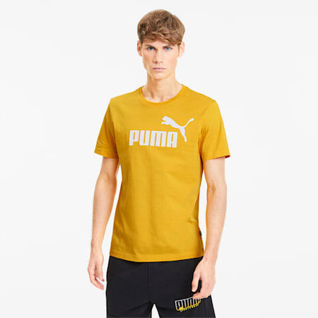 Essentials Men's Tee, Golden Rod, small